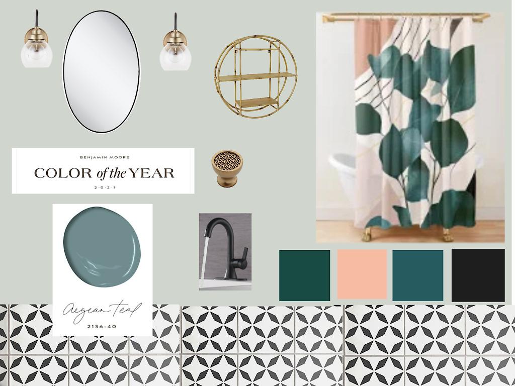 Spring 2021 One Room Challenge - Week 3 - Upstate Roots Design