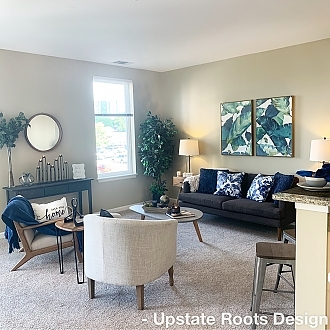 """Erie Harbor/Water Front Living - Vacant Staging - """"Recreate"""" Home Package -"""